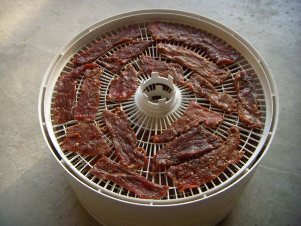 how to make beef jerky with a dehydrator