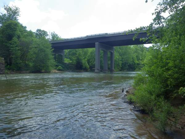 palmyra virginia bridge