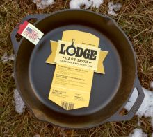Lodge L10SKL cast iron pan